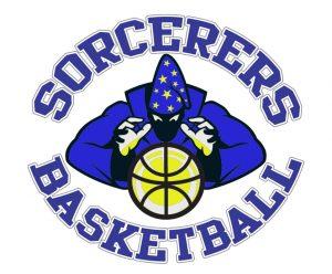 sorcerers basketball logo