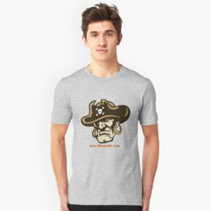 Pirates Head T-shirt