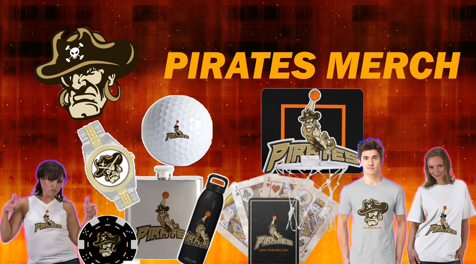 Pirates Merchandise