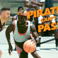 Pirates can't pass